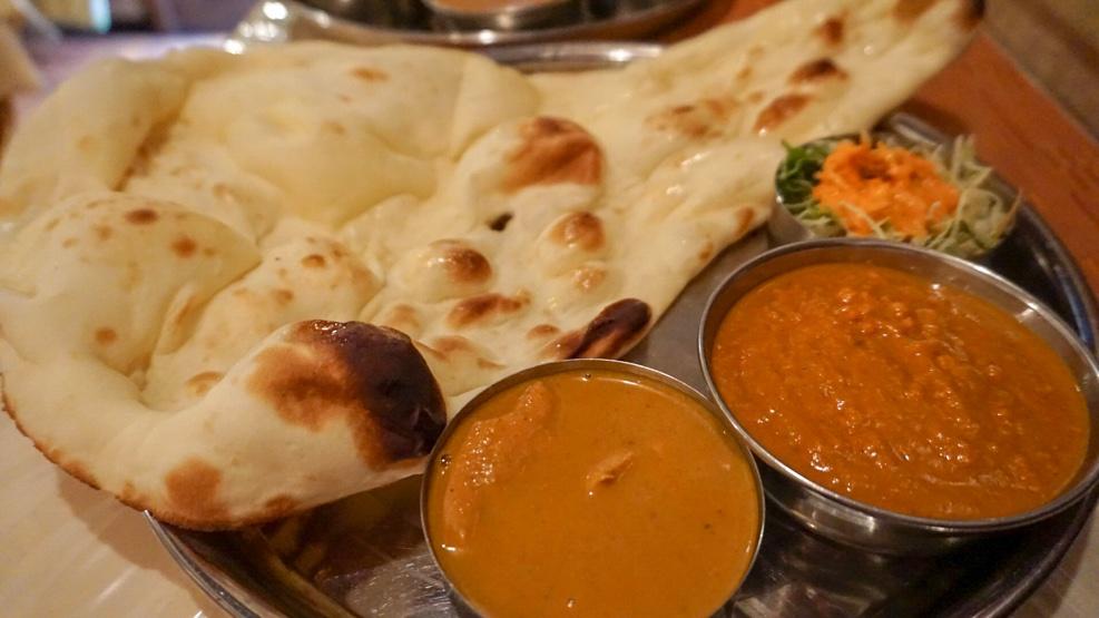 美味しいインド料理屋