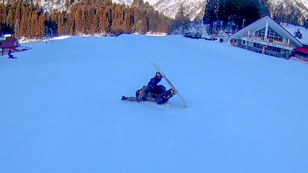 スノーボードで人生変わった