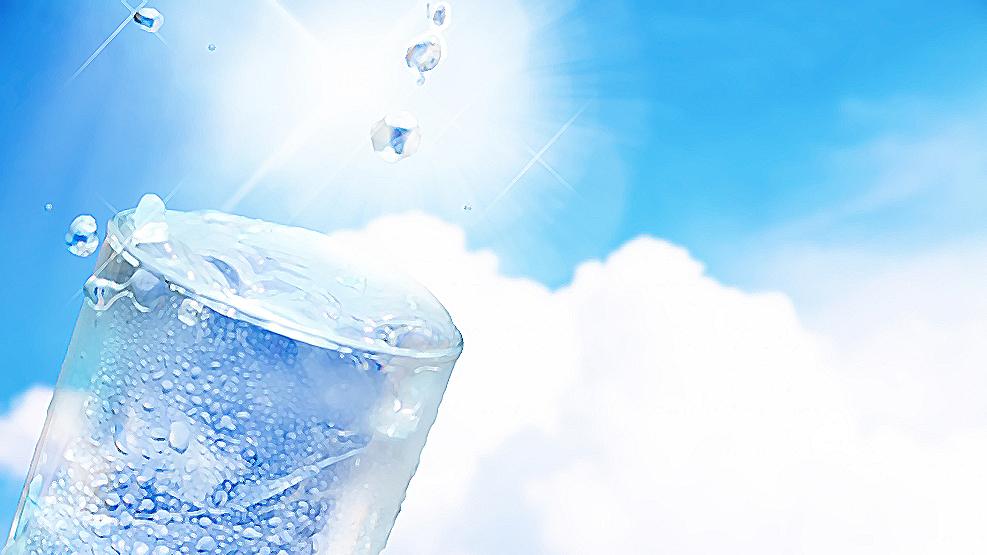 暑い夏、冷やし過ぎによる低体温に注意!