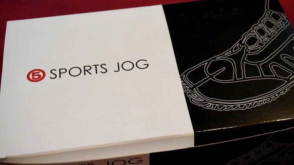 スポーツジョグの箱