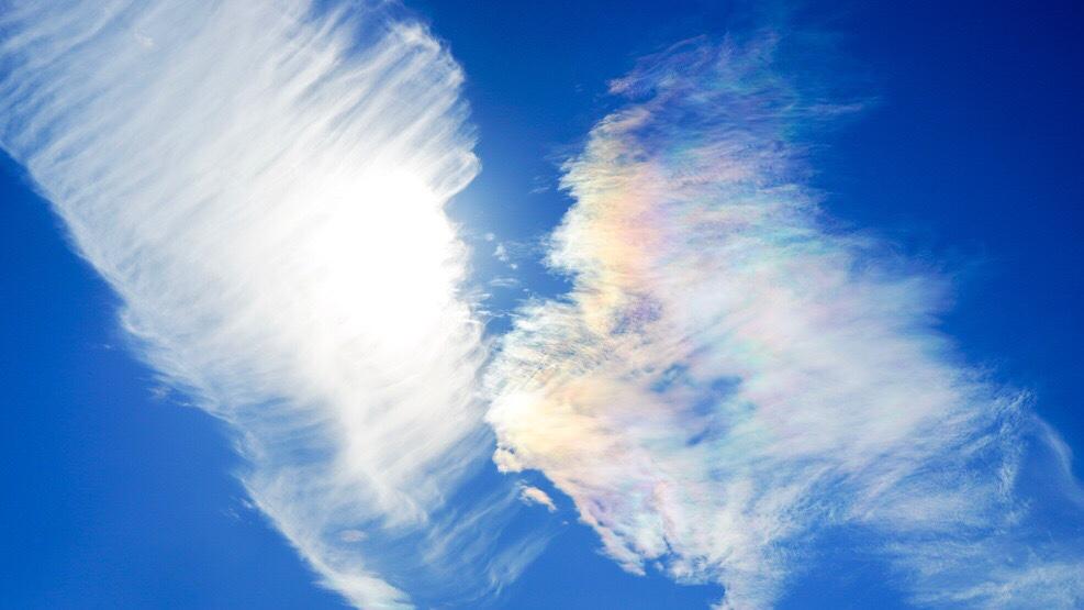 空の芸術といえる写真が撮れるくらいのシンクロ